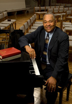 Dr. James Abbingdon, Associate Professor of Church Music and Worship, Candler School of Theology, Emory University